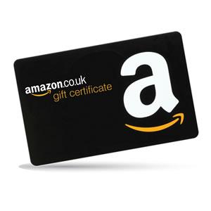 £75 Amazon.co.uk eVoucher