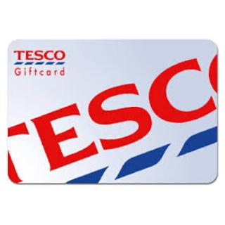 £50 Tesco UK Voucher