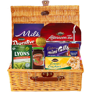 Thinking of You Basket Hamper image