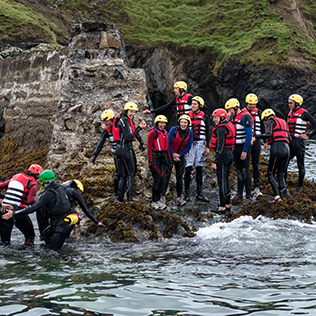 Coasteering (Adult) image