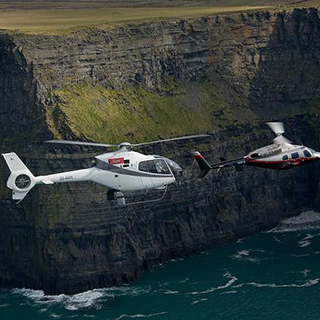 Cliffs of Moher Helicopter Tour image