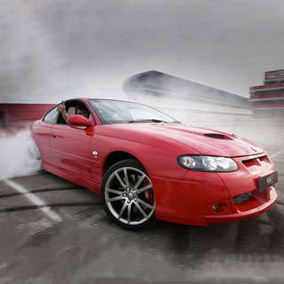 Adrenaline Stunt Drive Experience