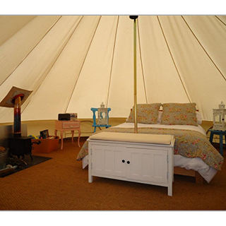 Romantic 2 Night Weekend Glamping Getaway
