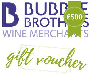 €500 Bubble Brothers Voucher image