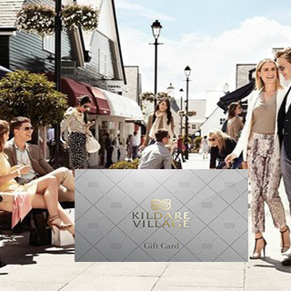€250 Kildare Village Voucher