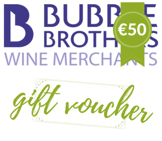 €50 Bubble Brothers Voucher
