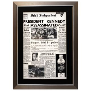 Framed Front Page - Date