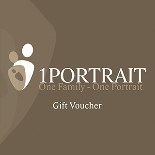 €300 Portrait Photo Gift Voucher