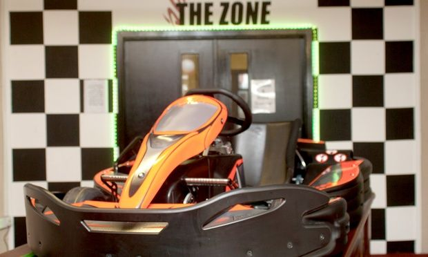 20 Minute Karting Session (Mon-Thurs)