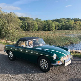 MGB Roadster Classic Car Weekend Experience image