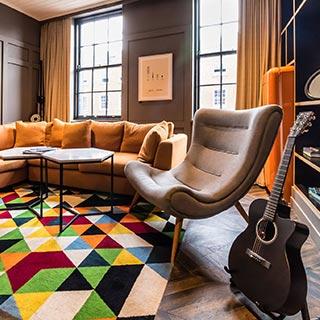 €100 Dean Hotel Voucher image
