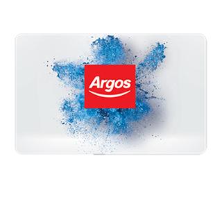 Argos Gift Vouchers