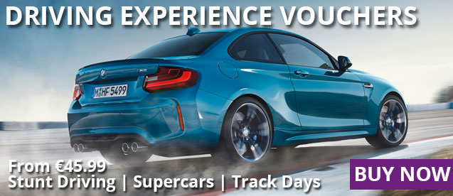 Driving Experience Vouchers