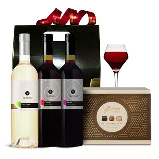 3 Bottle Platino & Chocolates image