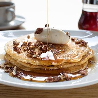 Breakfast for 2 Dublin Restaurant Voucher