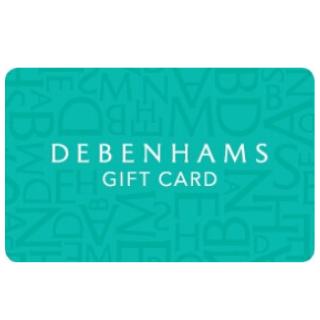 £50 Debenhams UK Voucher
