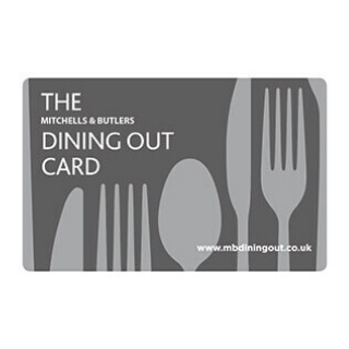 £25 The Dining Out Card  UK Voucher