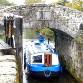 Leinster Aqueduct Cruise for 5