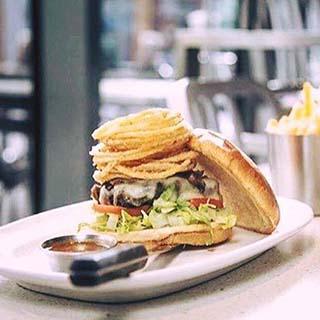 €120 Counter Burger Voucher