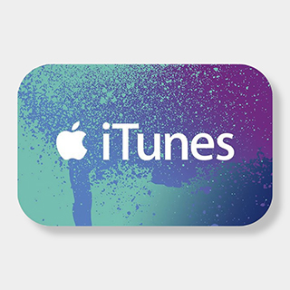 £25 iTunes UK Voucher