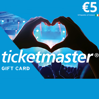 €5 Ticketmaster eVoucher image