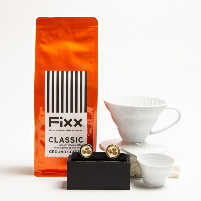 Fixx Cufflink Gift Set image