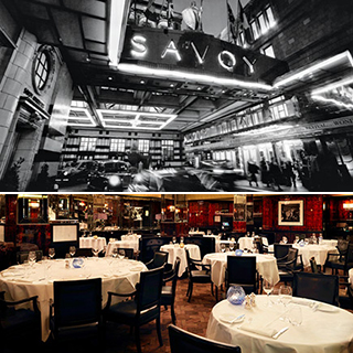 Champagne Lunch at Gordon Ramsays Savoy Grill image