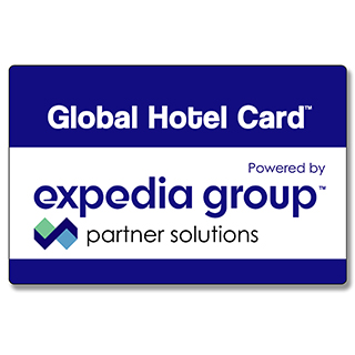 €125 Global Hotel Card image