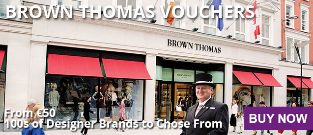 Brown Thomas Vouchers