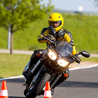 Motorcycle Taster lesson image