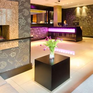 €500 Fitzwilton Hotel Voucher