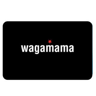 £100 Wagamama UK Voucher