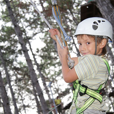 Adventure Park - Child Pass (9-14 years)