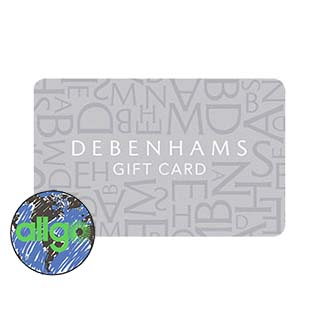 Debenhams + Donation