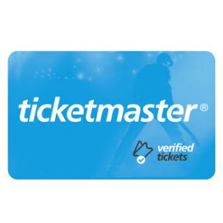 £100 Ticketmaster UK Voucher