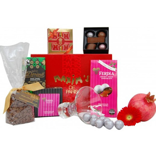 Christmas Treats Gift Box Hamper image