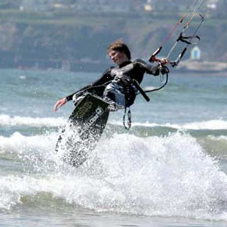 4 Session Kitesurfing Course