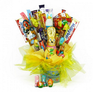 Easter Candy Bouquet Hamper image