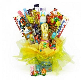 Gift vouchers shop gift ideas vouchers online in ireland easter candy bouquet hamper image negle Images