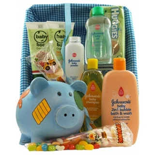 Baby Boy Hamper image