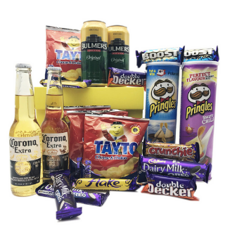 Beer and Cider Gift Box image