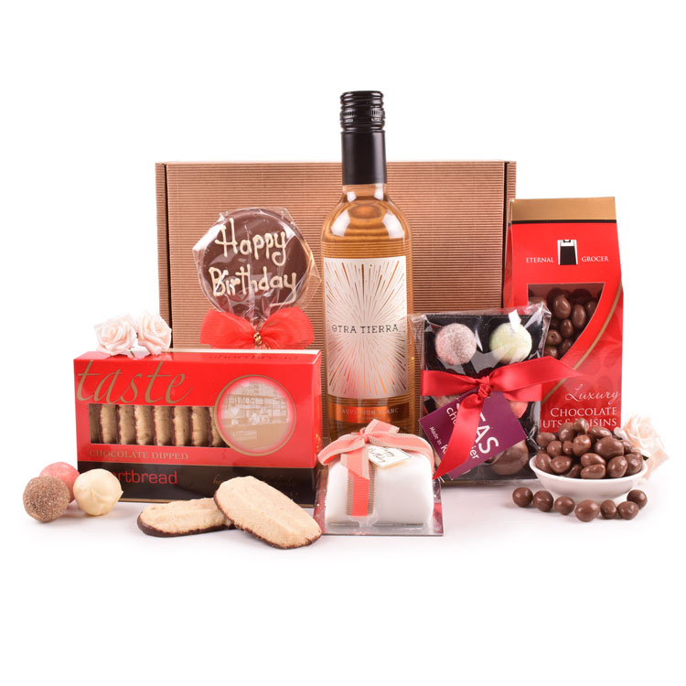 Birthday Gift Box image