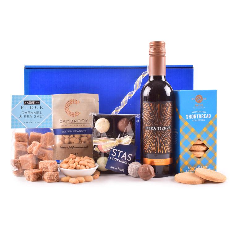 Blue Gift Box image