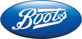 Boots Gift Vouchers