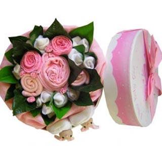 Box of Blooms - Pink (Large) image