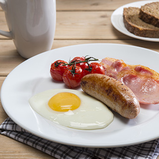 Breakfast for Two in Kilkenny Restaurant