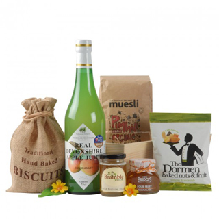 Breakfast Hamper image
