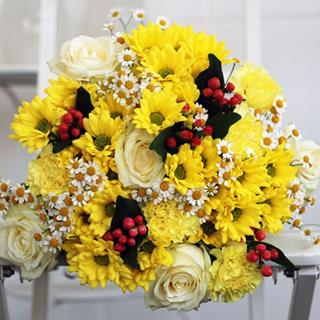 Bright Light Bouquet image