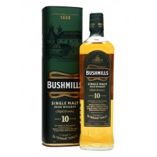 Bushmills 10 Year Old Malt Whiskey