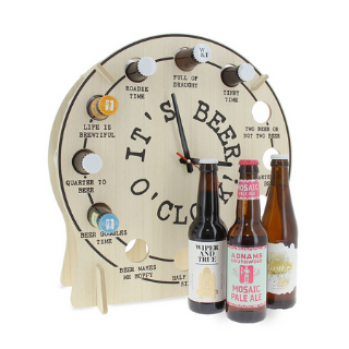 Its Beer O Clock Gift Box image